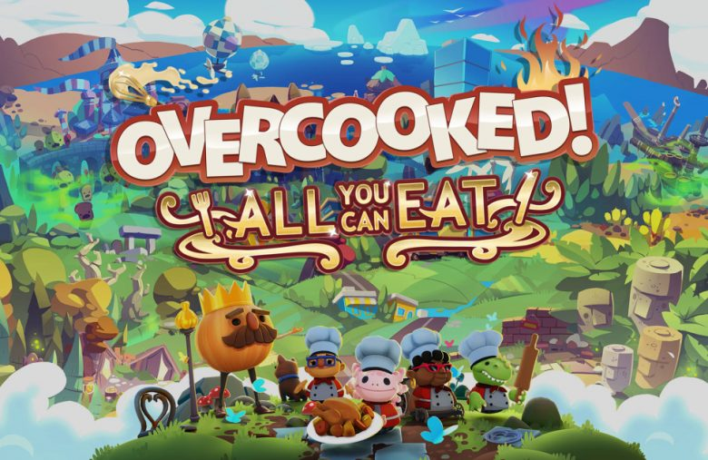 'Overcooked: All You Can Eat' offers next-gen remasters with new features