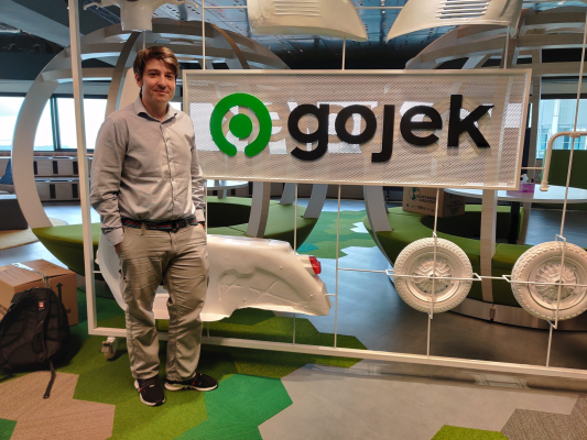 Gojek appoints Amazon, Microsoft veteran as its new chief technology officer