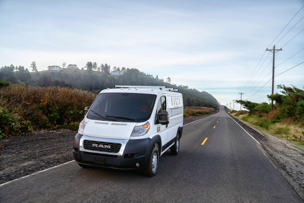 Waymo and Fiat Chrysler expand partnership to develop self-driving Ram vans
