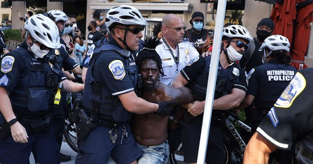 Leftists Have Been Calling to 'Defund the Police' for About a Decade