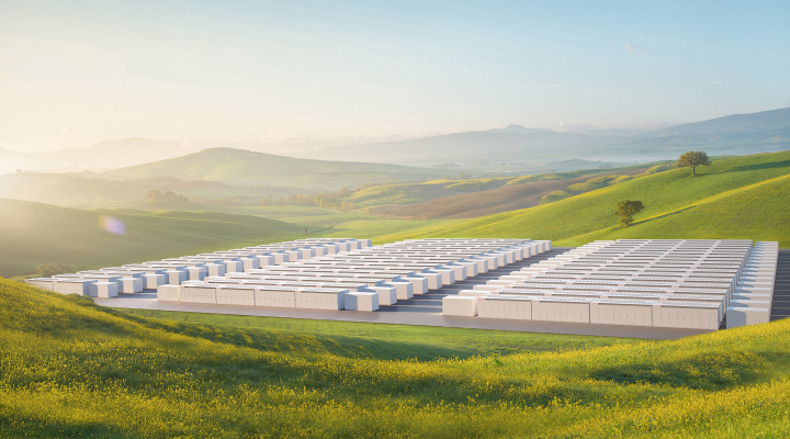 Tesla's Megapack powers its small, but growing energy storage business