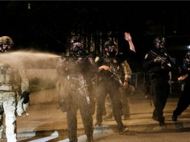 Portland City Council Bans Police from Assisting Federal Law Enforcement