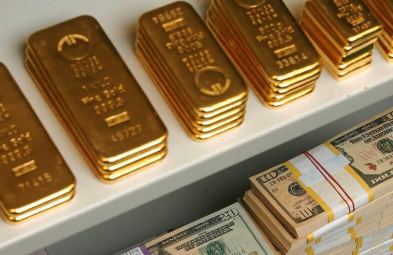 Gold Hit Record Highs In Other Currencies. Now It's the Dollar's Turn