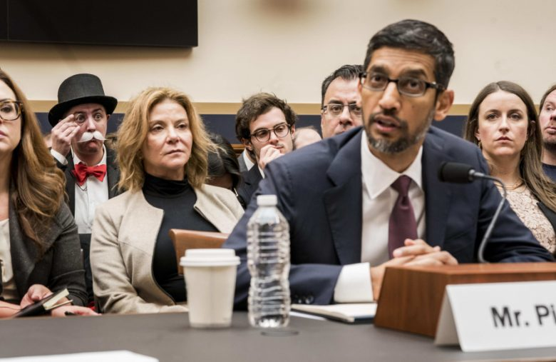 The big tech antitrust hearing with Google and Apple has been delayed