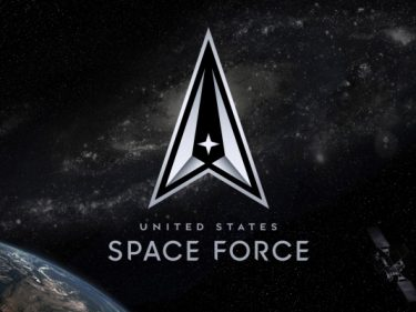 Space Force debuts official logo and motto, both reminding you that it's 'always above'