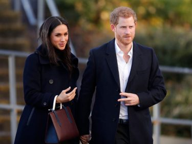 Pro-Meghan Markle Royal Biography is Cringe – and I Fear for Prince Harry