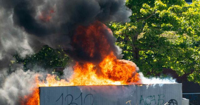 Mostly Peaceful: Riots in Democrat-Run Cities in 'Solidarity' with Portland