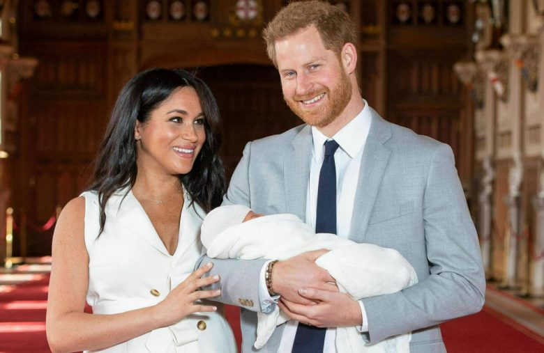 Meghan Markle & Prince Harry Don't Deserve This. Archie is Off-Limits
