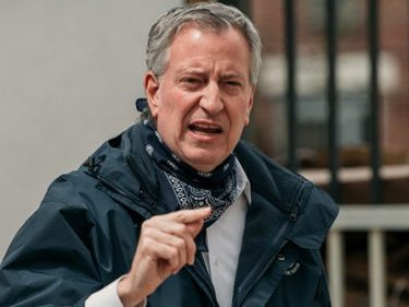 Over 30 Shot, 10 Killed, as Violence Surges in de Blasio's NYC
