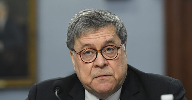 Watch: Attorney General William Barr Testifies at House Hearing