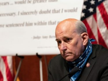 Rep. Louie Gohmert Tests Positive for the Novel Coronavirus