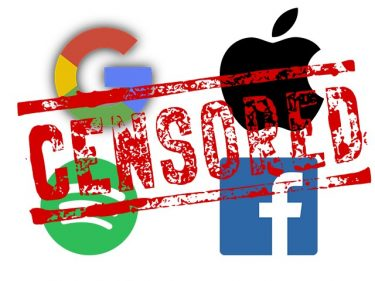 Conservates Introduce Legislation to Protect Political Speech on Internet