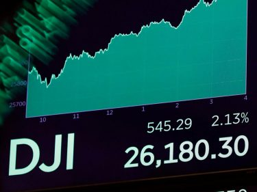 Dow Snaps Out of Slump After Federal Reserve Placates Wall Street