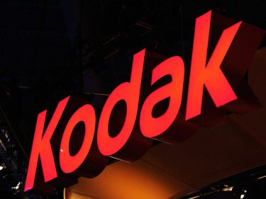 Kudos to Kodak on Finding a Viable Industry to Operate In