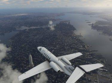 Microsoft's new Flight Simulator is a beautiful work in progress