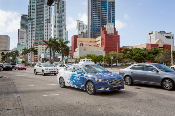Self-driving startup Argo AI hits $7.5 billion valuation