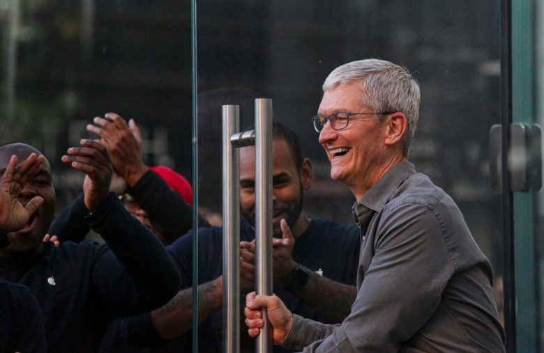 Here's 3 Reasons Why We're Seeing Apple's $2 Trillion Stock Rally