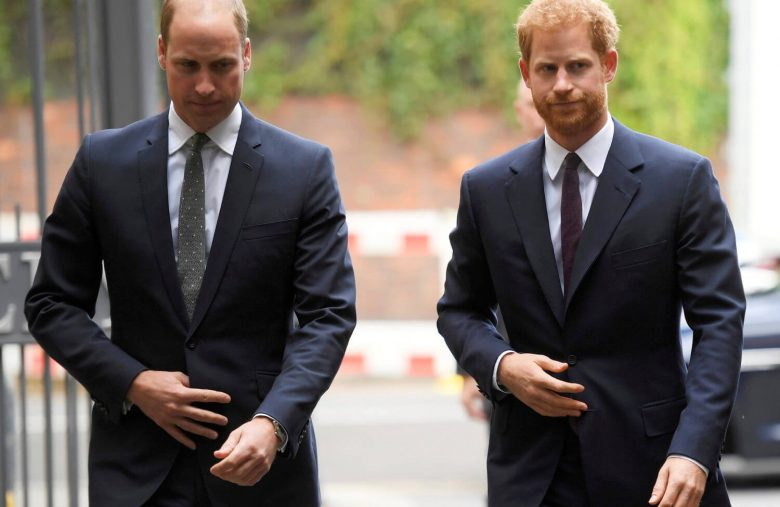 I Hope William & Harry Reconcile, but It Won't Be at Beckham's Wedding