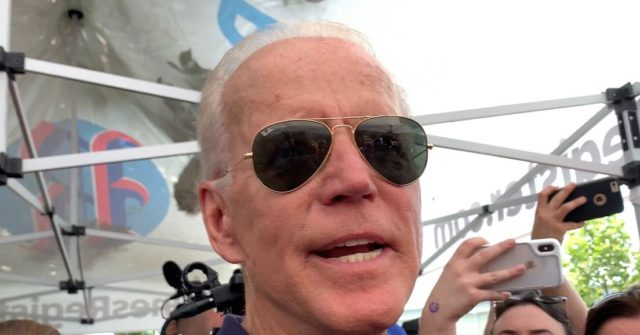 Listen: Joe Biden Called for 'Revolution' in May Podcast