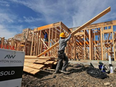A Frightening Omen for the U.S. Housing Market