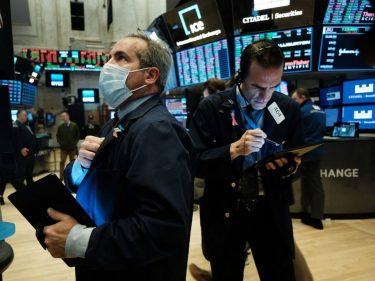 Dow Booms Despite WHO's Dire Vaccine Warning
