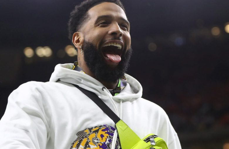 It's Been Awhile Since We've Had a Classic Odell Beckham Jr. Scandal