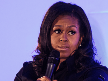 Michelle Obama: Trump Administration Hypocrisy Giving Me 'Low-Grade Depression'