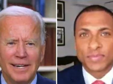 Joe Biden Snaps at Black Reporter over Cognitive Test Q: 'You a Junkie?'