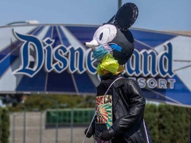 Surprise Earnings Beat at Disney Overlooks Some Deep Pain
