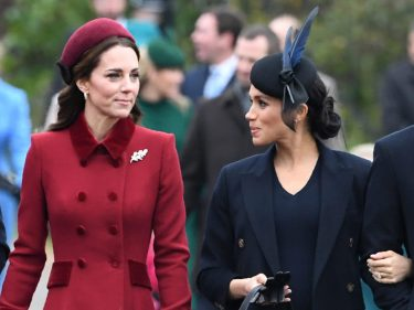 Classy Kate Middleton Delivers Meghan Markle's Best Birthday Gift Yet