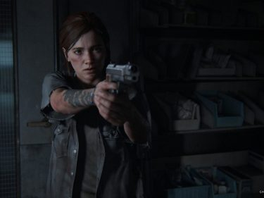Watch 11 Blurry Seconds of The Last of Us Part II Factions Multiplayer