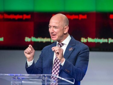 Dow Futures Rise But Jeff Bezos' $3 Billion Dump Flashes 'Warning Sign'