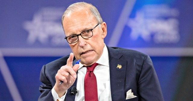 Kudlow: Trump 'Not Bluffing' on Using Executive Authority on Payroll Tax Cut, COVID-19 Relief