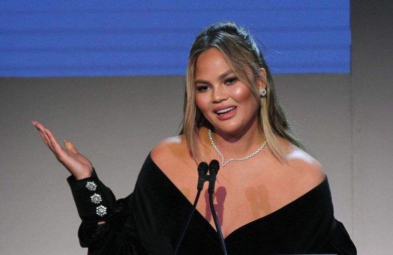 Chrissy Teigen Brought This One on Herself