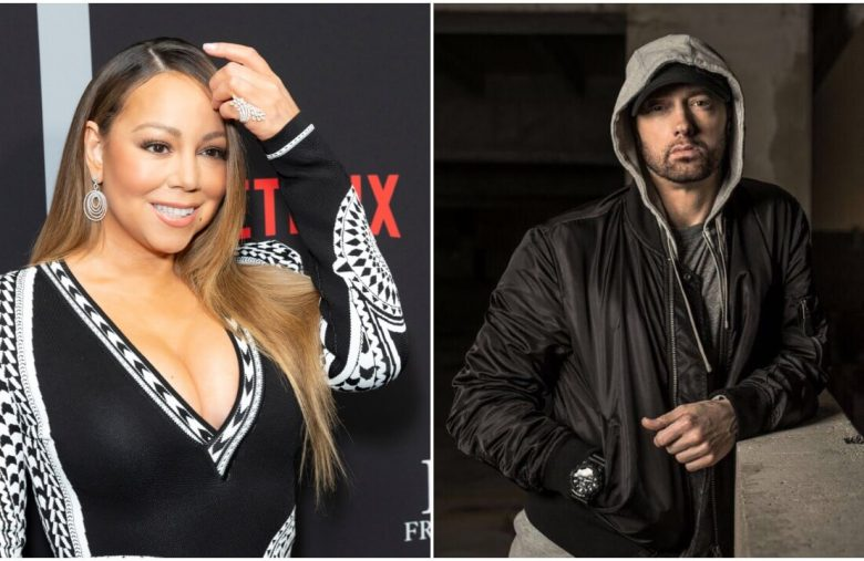 Eminem Isn't 'Stressed Out' – but Mariah Carey Should Be Panicking