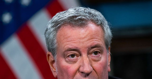 Shootings in De Blasio's NYC on Track to Surpass 2018, 2019 Combined