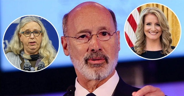 'Hate Speech': Tom Wolf Blasts Trump Lawyer for 'Misgendering' PA Official