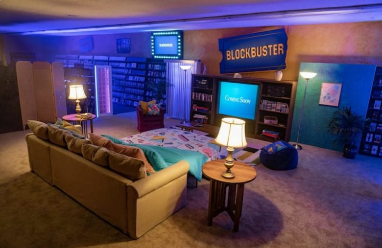 The last Blockbuster is hosting an Airbnb sleepover in September