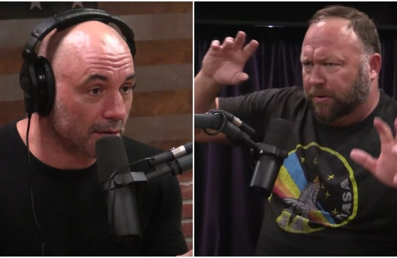 Joe Rogan Is Moving to Texas – Let's Hope He Doesn't Become Alex Jones