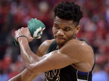 Is Giannis Antetokounmpo Cracking Before the Playoffs Even Start?