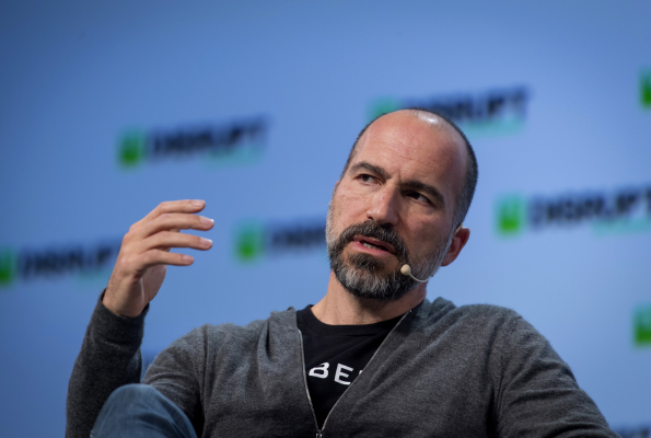 Daily Crunch: Uber CEO says CA shutdown may be necessary
