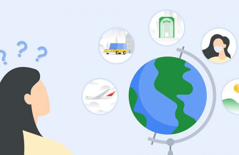 Google adds re-opening and COVID-19 info to travel searches