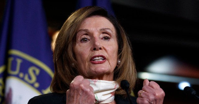Pelosi: Trump Actions on Voting Are a 'Domestic Assault on Our Constitution'