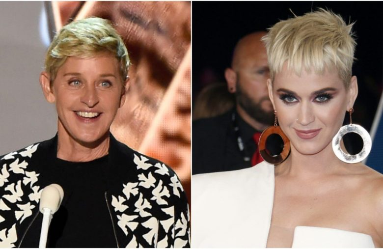 It's Appalling That Katy Perry Keeps Defending Ellen DeGeneres