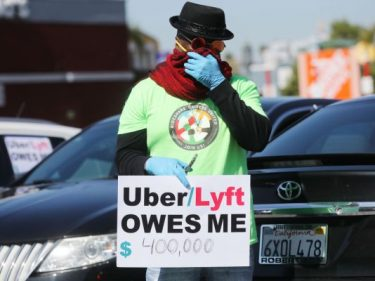 Human Capital: A timeline of Uber and Lyft's fight against AB 5 and Pinterest's fall from grace
