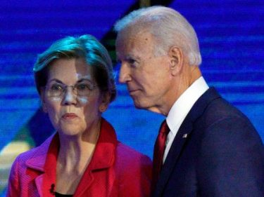 Elizabeth Warren Previews 'Big List' of Agenda Items for Biden