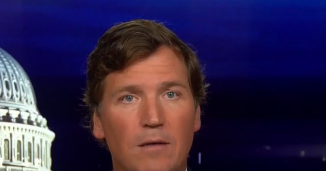 FNC's Carlson Slams Lockdowns — Dems Unwilling to Let Happiness Return to America 'Until People Learn How to Vote Correctly'