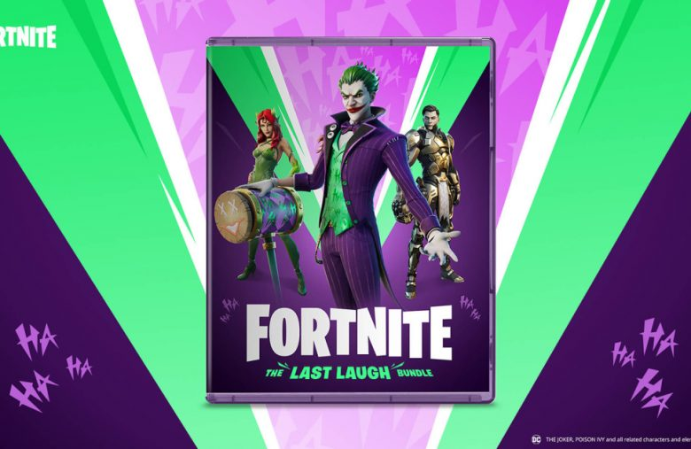 The Joker and Poison Ivy are coming to 'Fortnite' on November 17th