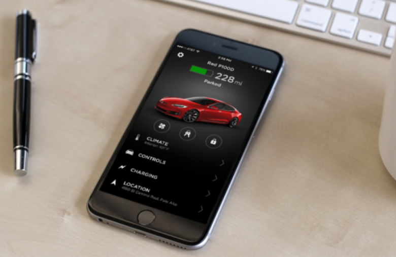 Tesla is finally bringing two-factor authentication to its car app