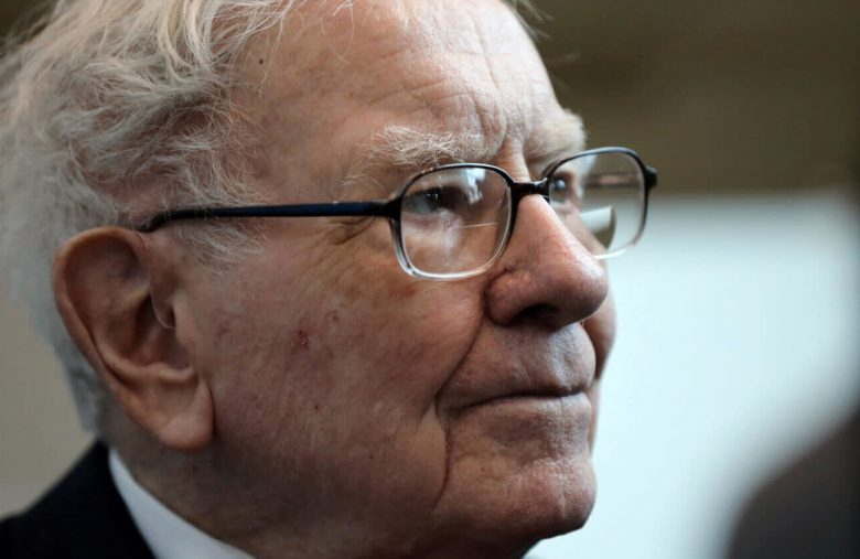 Warren Buffett Dumping Bank Stocks Could Be a Canary in the Coal Mine